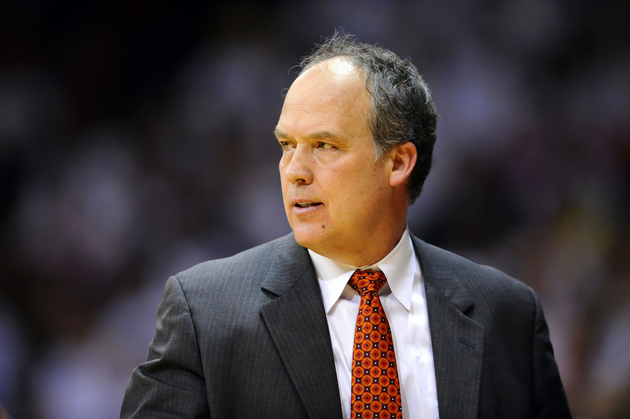 Will Doc Sadler stay in the Big 12?