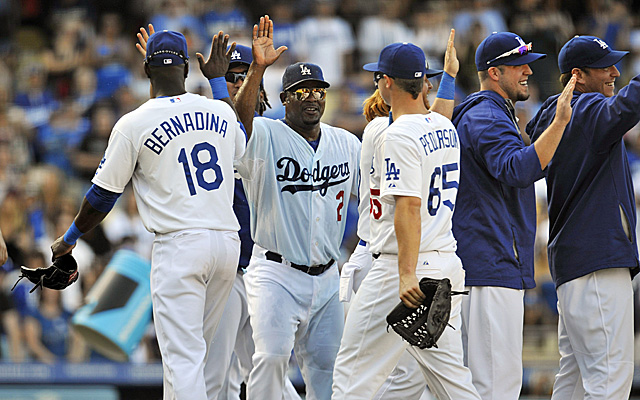 The Dodgers are playing real well right now, but does that matter?