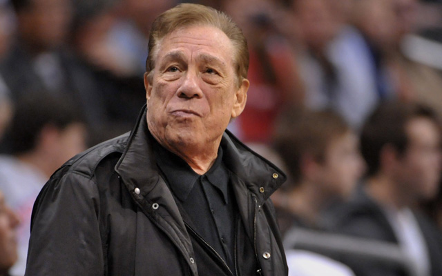 Donald Sterling has filed a second lawsuit.  (USATSI)