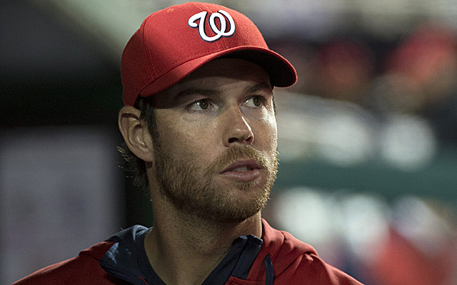 Doug Fister threw four innings in a rehab start Sunday.