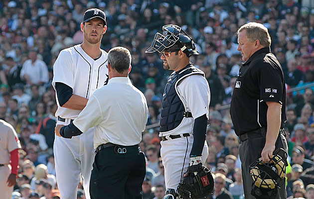 DOUG FISTER to hit disabled list Sunday - CBSSports