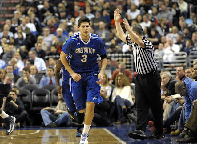 Creighton's Doug McDermott is the favorite for Player of the Year honors. (USATSI)
