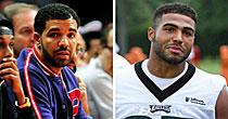 Drake, Kendricks (USATSI)