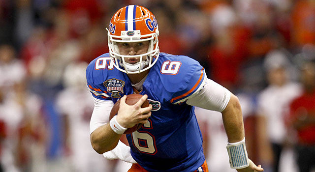 With dual-threat quarterback Jeff Driskel back, Florida is one to keep an eye on. (USATSI)