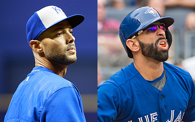 Alex Rios and Jose Bautista are ready to break dubious streaks.
