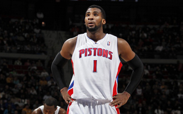 Drummond could return early. (Getty Images)