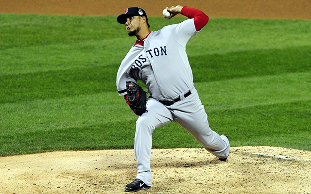 Felix Doubront's contribution in Game 4 was paramount to the Red Sox win.