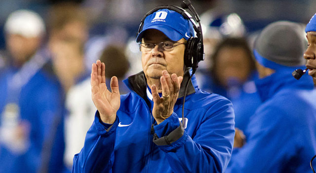 Can David Cutcliffe and Duke win 10 games again? (USATSI)