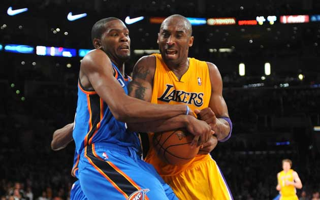 4c21b8c1e7ab Western Conference semifinals preview  OKC Thunder vs. L.A. Lakers ...
