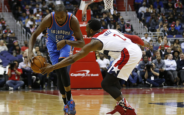 Report: Wizards' pitch to Kevin Durant will be 'low-key and simple'
