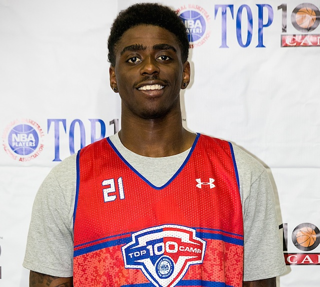 Dwayne Bacon is one of the best wings in the country. (NBPA Top 100 Camp)
