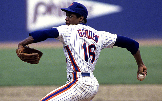 Your Cy Young winner: 1985 Dwight Gooden.