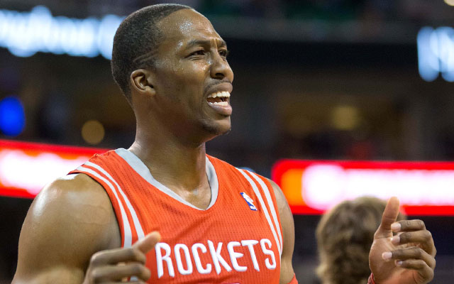 Dwight Howard is struggling in the post this year. (USATSI)