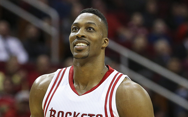 Image result for smiling dwight howard