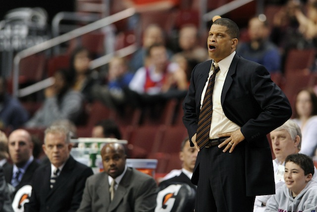 Jordan has NBA coaching experience, but can he turn around Rutgers after the mess of Mike Rice? (USATSI)