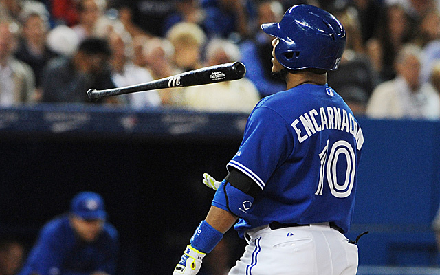 Is it time to worry about Edwin Encarnacion's Blue Jays? Nah.