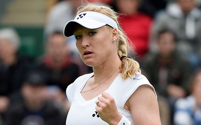 Elena Baltacha died at 30 after battling liver cancer. (Getty)