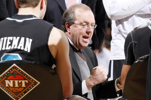 Cliff Ellis has the Coastal Carolina Chanticleers back in the NIT