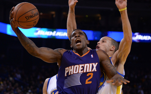 Eric Bledsoe could be in Phoenix long-term. (USATSI)