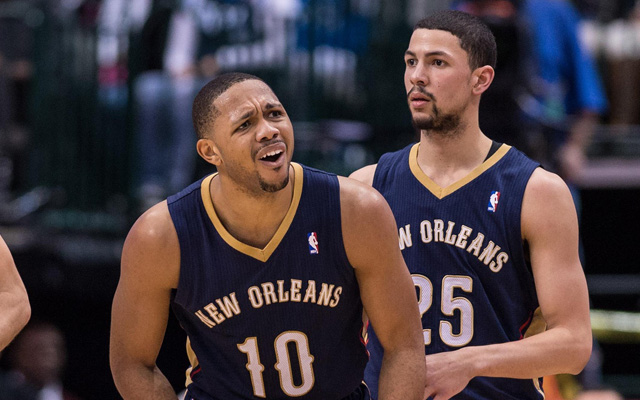 More trade rumors for Eric Gordon. (USATSI)