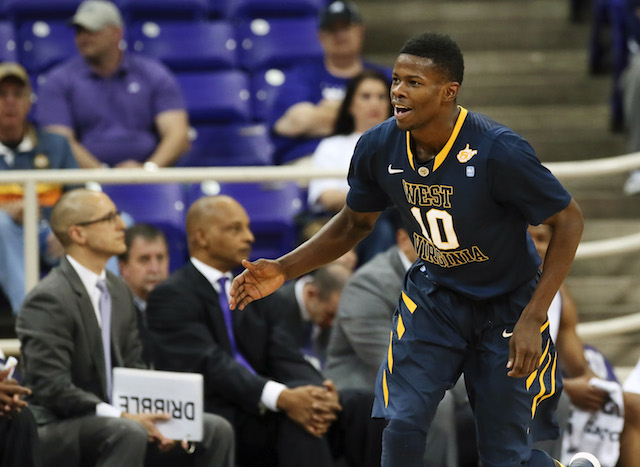 Eron Harris averaged 17.2 points last season and is the best transfer on the market.(USATSI)