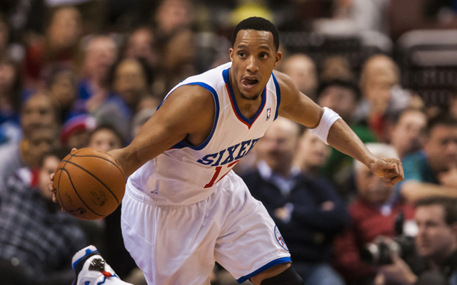 Evan Turner could be on the move at the trade deadline. (USATSI)