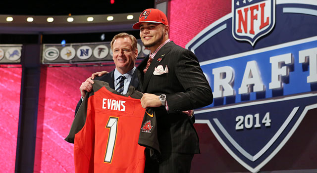 Mike Evans left school early and ended up as a Top 10 pick. (USATSI)