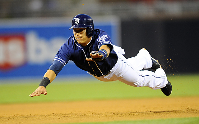 Everth Cabrera, of the Flying Cabreras, is going to return to the Padres lineup soon.