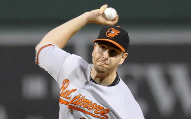 Scott Feldman is now a member of the rebuilding Astros.