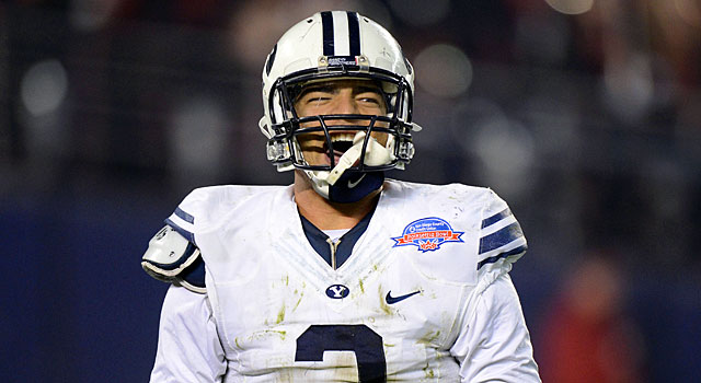 Kyle Van Noy could've have landed in the first round if he came out a year early.