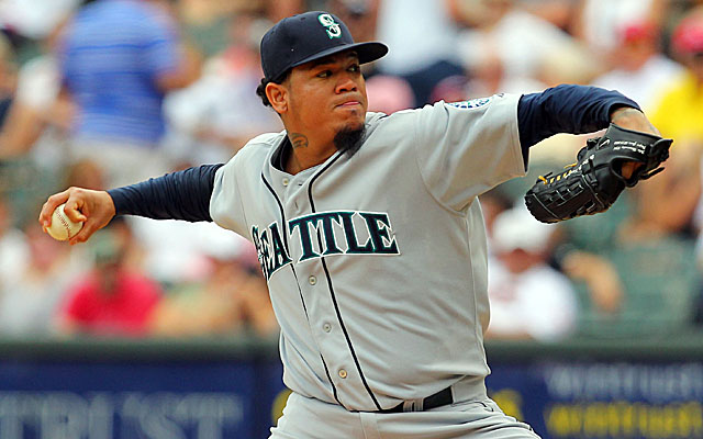 Felix Hernandez appears primed to make his first All-Star Game start.