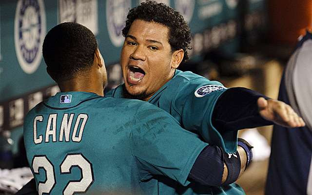 Felix Hernandez was great once again Monday night.