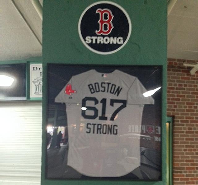Boston Strong, baby.