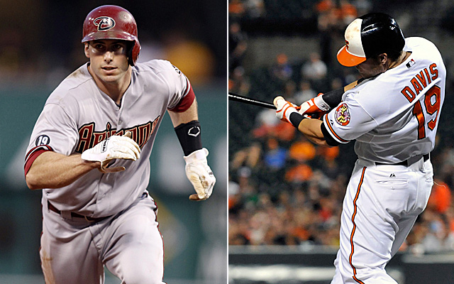 Paul Goldschmidt's speed with Chris Davis' power? Yes please.