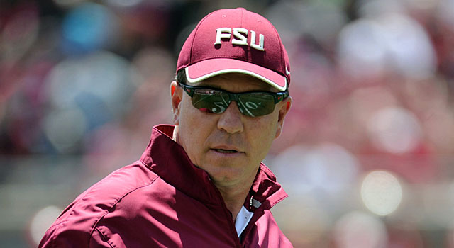 Jimbo Fisher has won 31 games at Florida State, but still doesn't have that national championship. (USATSI)