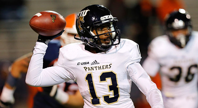 FIU will host two ACC teams -- Pittsburgh and Louisville. (USATSI)