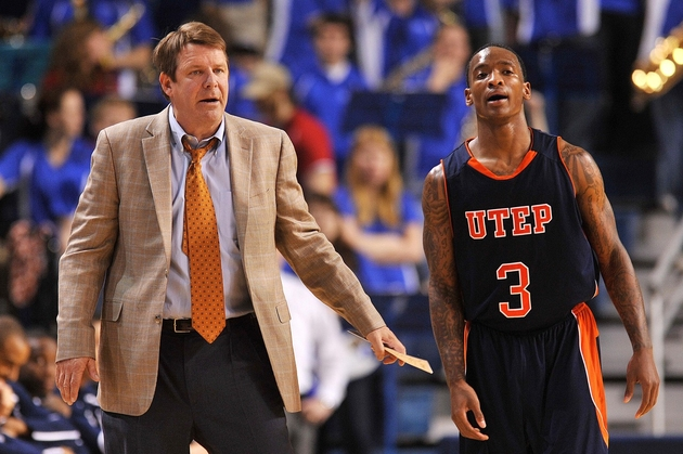 Tim Floyd and Randy Culpepper can lead UTEP to the Big Dance