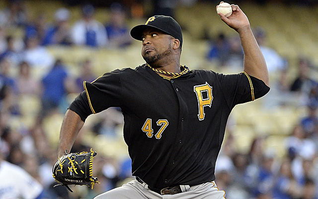 Francisco Liriano has landed on the disabled list.