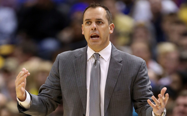 Frank Vogel will lead the East All-Stars in New Orleans. (USATSI)
