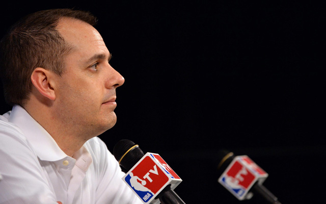 Frank Vogel will reportedly return as coach of the Pacers.  (USATSI)