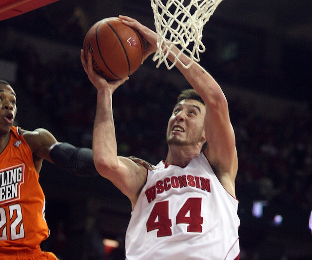 Frank Kaminsky has been one of the top breakout players in the country this season. (USATSI)