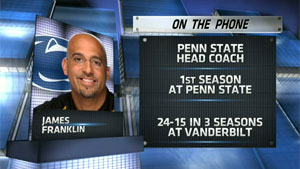 James Franklin (Provided)