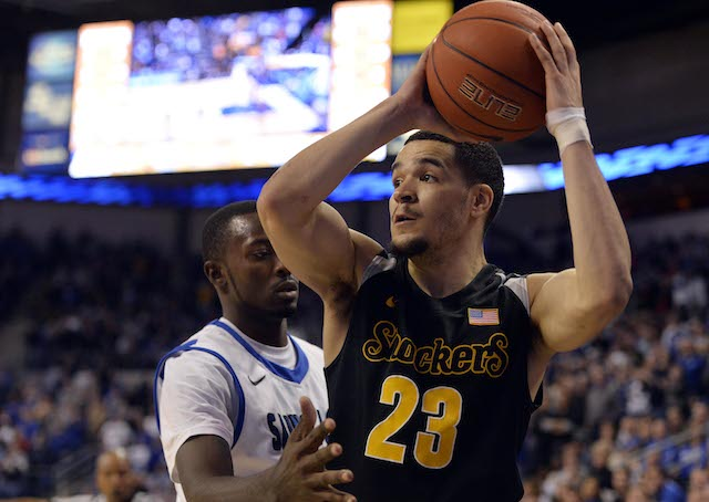 Without Fred VanVleet, it's unlikely Wichita State would be unbeaten. (USATSI)