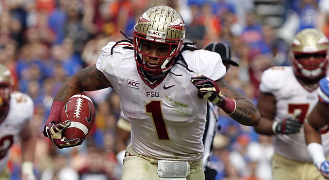 One more win and FSU is in the BCS Championship game. (USATSI)