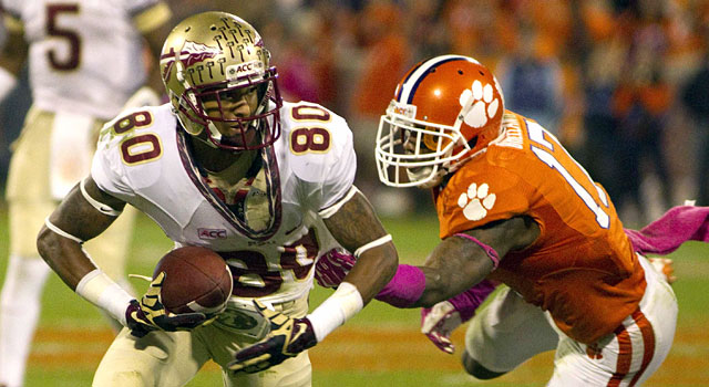Florida State is projected into the Orange Bowl now. (USATSI)