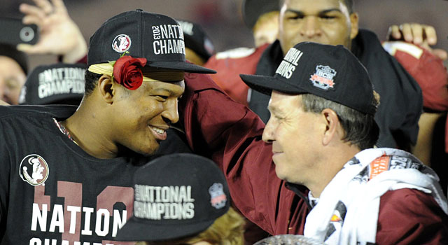 Can Florida State repeat as national champions in 2014? (USATSI)