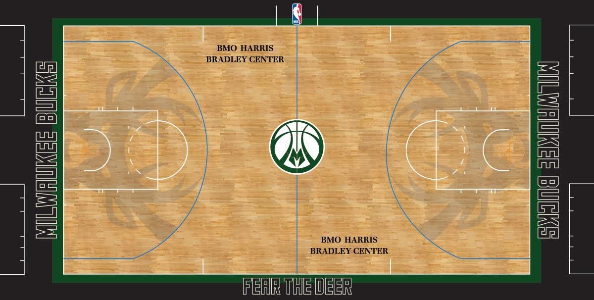 Bucks Unveil New Alternate Fear The Deer Uniforms Court