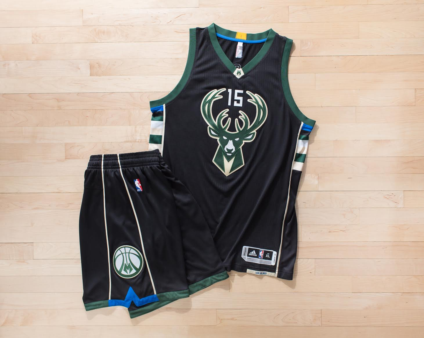 milwaukee bucks new uniforms. i don\u0027t like the side stripes, but them on any team, and overall design is awesome. i\u0027m a big fan of black alternates contrast with milwaukee bucks new uniforms e