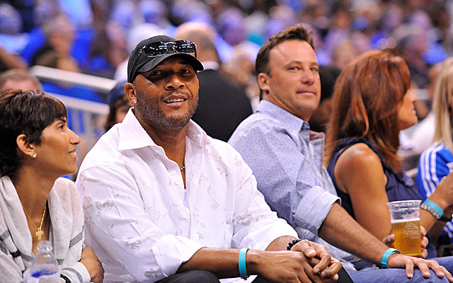 The retired Gary Sheffield is staying plenty busy.