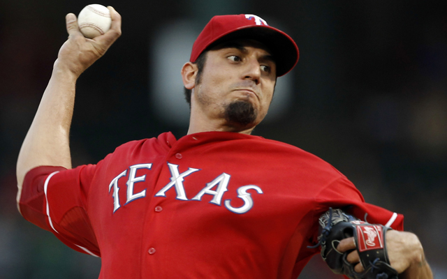 After a quick stint in Texas, Matt Garza may be headed back to the NL Central.